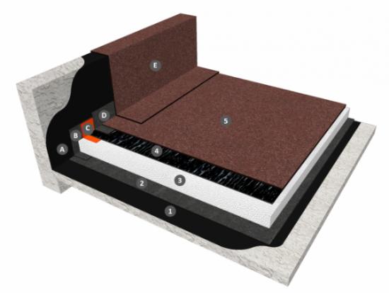 bicouche auto adh sif apparent autoprot g sur isolant pse accueil. Black Bedroom Furniture Sets. Home Design Ideas