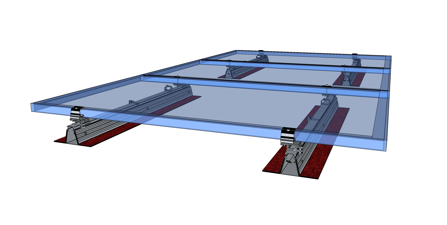 Schéma Roof-Solar Bitume