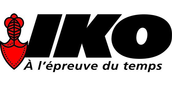Logo IKO A l'épreuve du temps