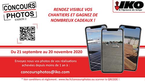 concours photos IKO 2020